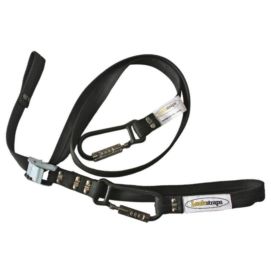 Lock Straps Tie Downs