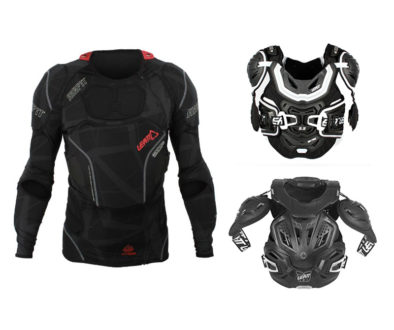 best motocross chest protectors