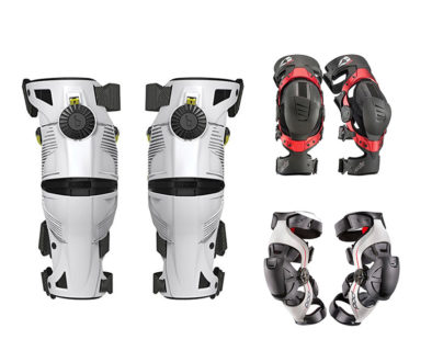 best motocross knee braces