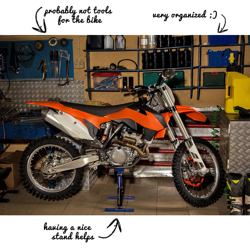 Dirt Bike Maintenance